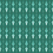 Royalty-Free Stock Vector Image: Elegant Teal Pattern