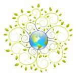 Green Earth Concept — Stock Vector #24798055