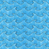 Ocean Waves Pattern — Stock Photo