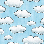 Cloud Pattern — Stock Photo