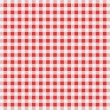Tablecloth pattern — 图库矢量图片
