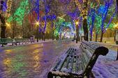 Kouzlo vánoc — Stock fotografie