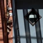 Complex doorbells — Stock Photo