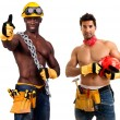 Workers team — Stock Photo #23390386