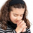 Pray - Stock Photo