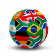 South Africa world cup — Stock Photo