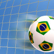 Soccer World Cup 2014 — Foto Stock