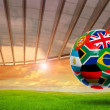 World cup 2010 — Stock Photo #23398722