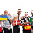 Euro Cup 2012 — Stock Photo