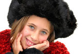 Kış sevinç — Stok fotoğraf