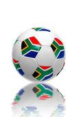 южноафриканская мяч — Стоковое фото