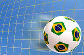 Soccer World Cup 2014 — Stock Photo