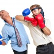 Stock Photo: Boxing