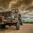 Old truck — Stock Photo #23402164