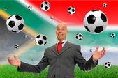 Copa del mundo 2010 — Foto de Stock