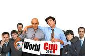 Mistrzostwa świata 2010 — Zdjęcie stockowe
