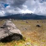 Cotopaxi volcano from Ecuador — Stock Photo
