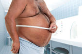 Belly — Stock Photo