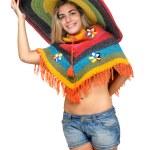 Sombrero girl — Stock Photo #23468376