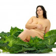 Vegetarian? — Stock Photo