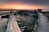 Old bridges — Stock Photo