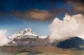 Illinizas volcano, Ecuador — Stock Photo
