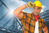 Trabalhador — Foto Stock
