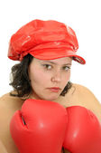 Fighter — Stock Photo