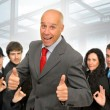 Royalty-Free Stock Photo: Businessmen team