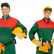 Workers team — Stock Photo #23479944
