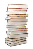 Stack of books — Foto Stock