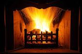 Fireplaces — Stock Photo