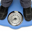Stock Photo: Weight