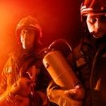 Firemen — Stock Photo #23517857