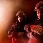 Firemen — Stock Photo #23518155