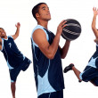Basketball — Stock Photo #23539637