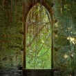 Old Church window — Stock Photo #23572015