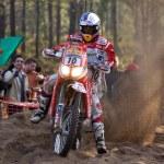Moto 10 — Stock Photo