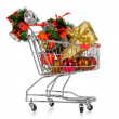 Christmas shopping — Stock Photo #23573241