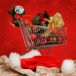 Christmas shopping — Stock Photo #23573251