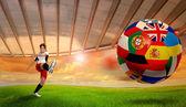 Euro Cup — Foto de Stock