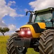 Tractor - Stock Photo