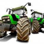 Tractors — Stock Photo #23610641