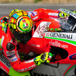 Valentino Rossi - Stock Photo