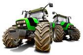 Tractores — Foto de Stock