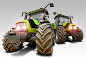 Traktoren — Stockfoto