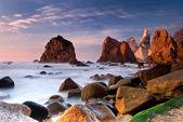 Ursa beach, Portugal — Stock Photo
