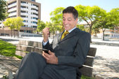 Businessman — Foto de Stock