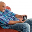 Stock Photo: Video games