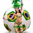 Brazil World cup 2014 — Stock Photo #28925965